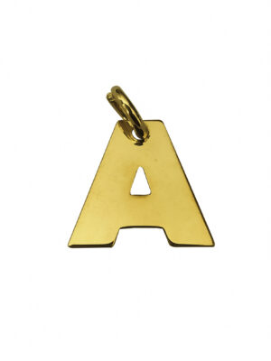 LETTERA A GOLD