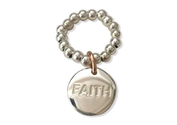 ANELLO FAITH ROSE