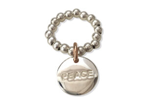 ANELLO PEACE ROSE