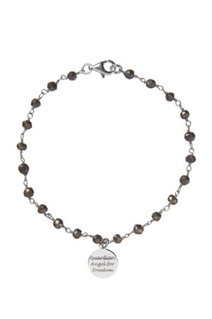 BRACCIALE ROSARIO PIRITE LITTLE ANGEL