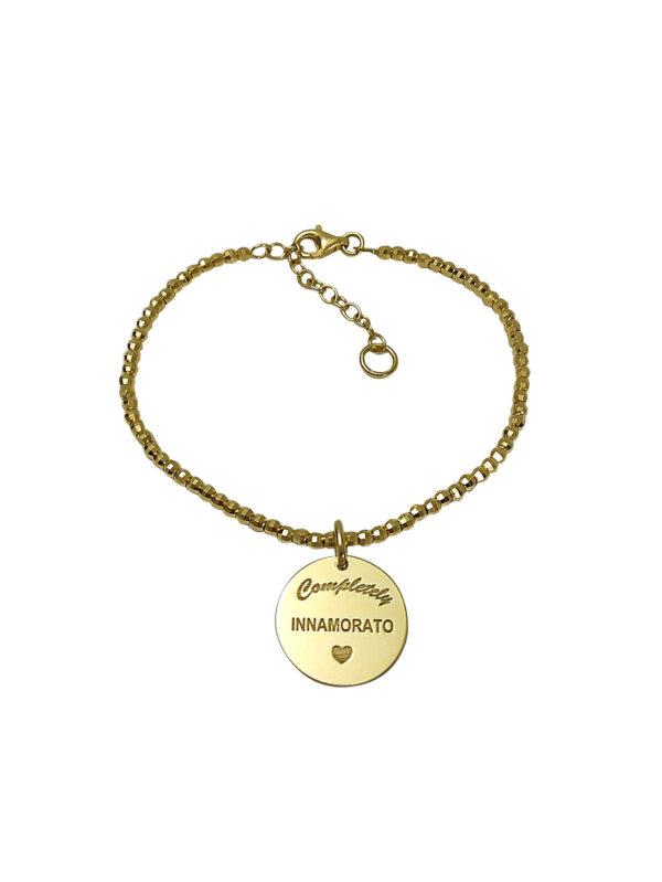 BRACCIALE INNAMORATO GOLD