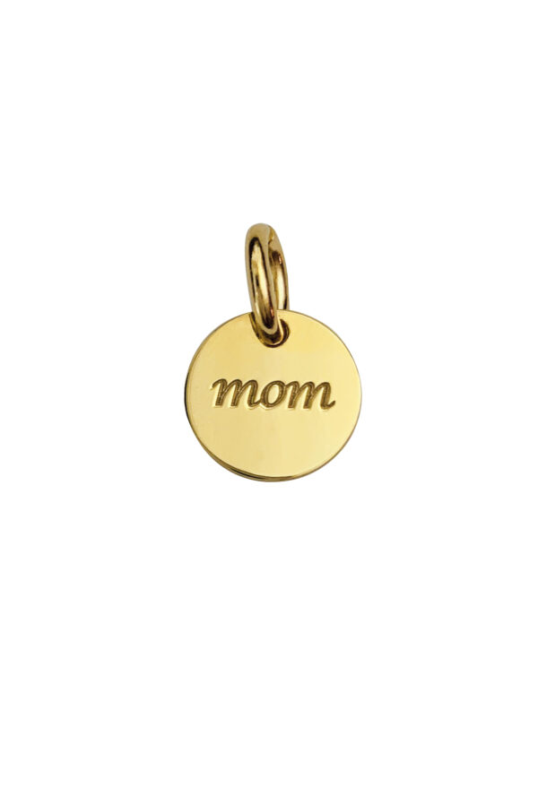 MEDAGLIETTA MOM GOLD