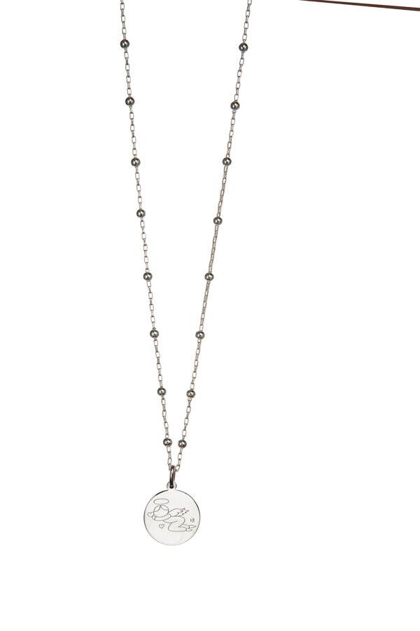 COLLANA rosario Baby Angels