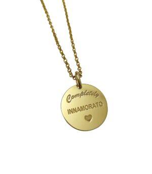 COLLANA COMPLETELY INNAMORATO GOLD