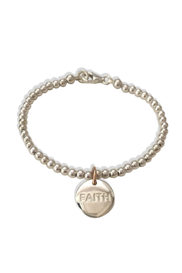BRACCIALE FAITH ROSE