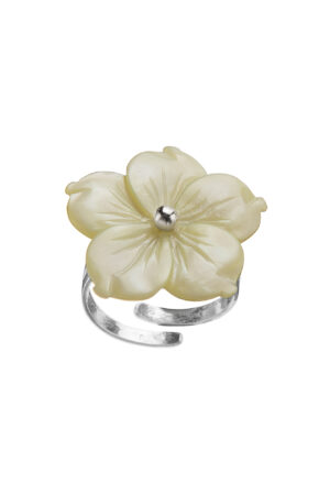ANELLO FLORA LIGHT GREEN