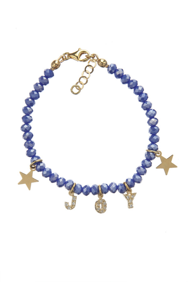 BRACCIALE BLUE JOY