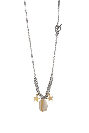 COLLANA WHITE SHELL