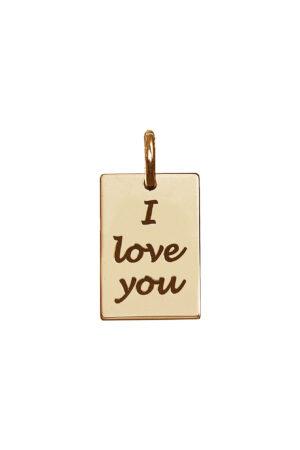 SIGILLO I LOVE YOU