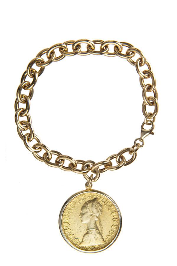 BRACCIALE GILDA GOLD