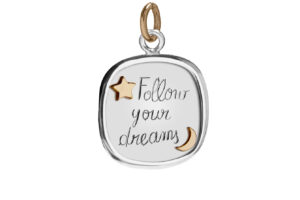 MEDAGLIA FOLLOW YOUR DREAMS