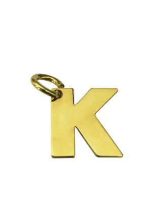 LETTERA K GOLD