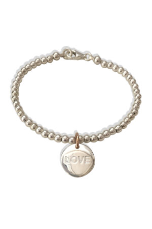 BRACCIALE LOVE ROSE