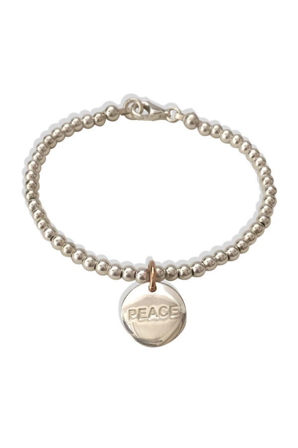 BRACCIALE PEACE ROSE