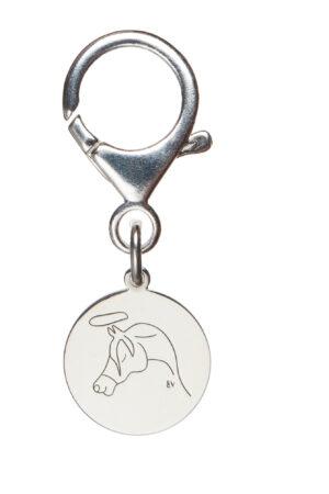 PORTACHIAVI ANIMO' HORSE