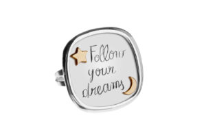 ANELLO FOLLOW YOUR DREAMS
