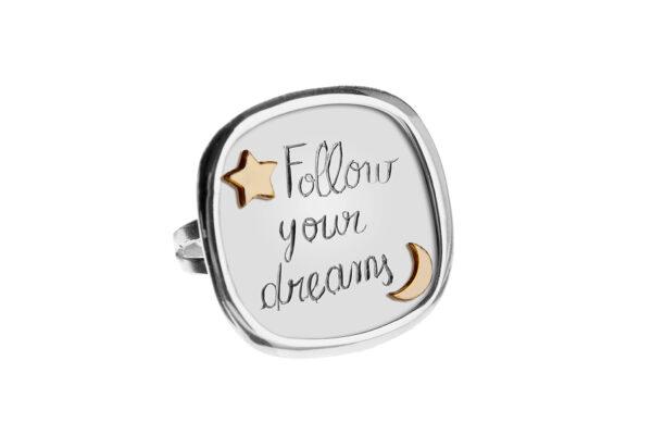 ANELLO FOLLOW YOUR DREAMS