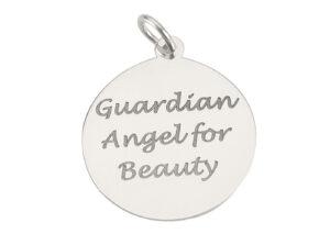 Medaglietta Angelo Guardiano della Bellezza